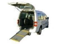 Ofrece o primeiro servizo de taxi en vehículo adaptado do Barbanza