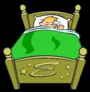 Relacionan apnea del sueño en los niños