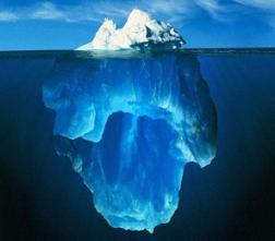 Sanidad: punta del iceberg
